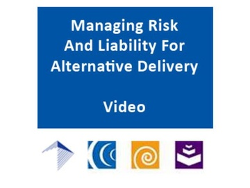 Managing Risk & Liability for Alternative Delivery Water / Wastewater Infrastructure - Video Segment