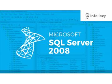 SQL Server 2008 Introduction - Conclusion output