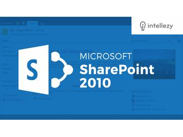 SharePoint 2010 Introduction - Chapter 2: Using a Team Site output