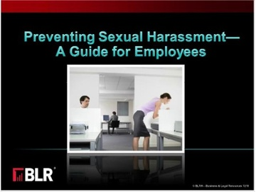 Preventing Sexual Harassment: A Guide for Employees Course