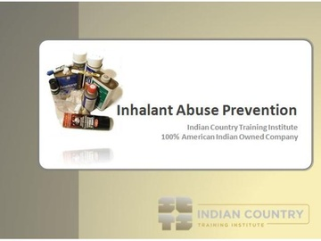 Inhalant Abuse Prevention