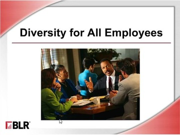 Diversity for All Employees Course