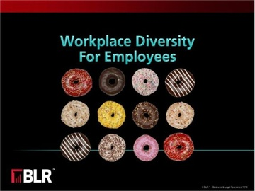 Workplace Diversity for Employees Course