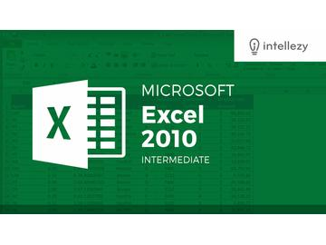 Excel 2010 Introduction - Introduction
