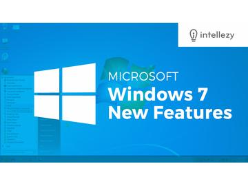 Windows 7 New Features Course - Chapter 2 : Customizing the Desktop output