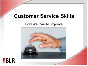 Customer Service Skills - How We Can All Improve