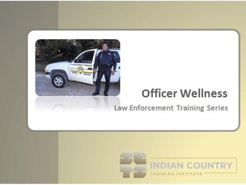 Officer Wellness