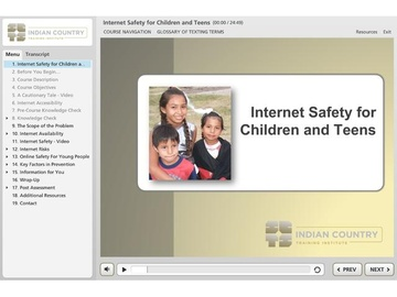 Internet Safety Course