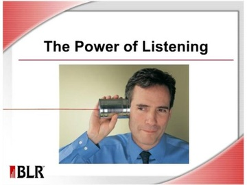 The Power of Listening Course