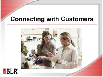 Connecting with Customers Course
