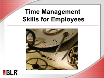 Time Management Skills for Employees Course