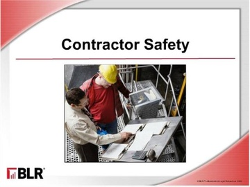 Contractor Safety Course