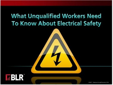 What Unqualified Workers Need to Know About Electrical Safety