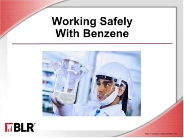 Working Safely with Benzene Course
