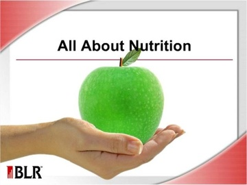 All About Nutrition Course