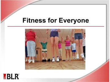 Fitness for Everyone Course
