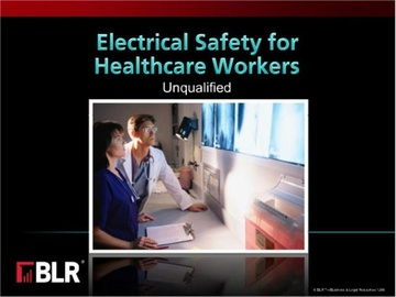 Electrical Safety for Healthcare Workers Course