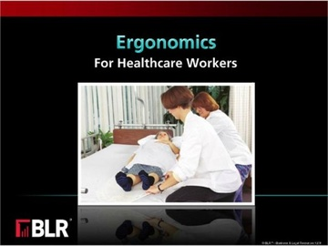 Ergonomics - For Healthcare Workers Course