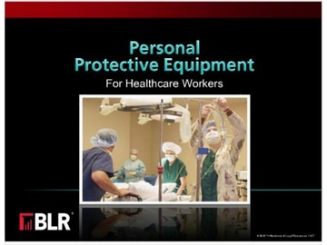 Personal Protective Equipment - For Healthcare Workers Course