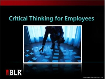 Critical Thinking for Employees Course