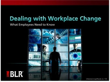 Dealing With Workplace Change: What Employees Need to Know Course