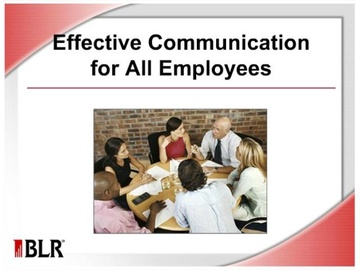 Effective Communication for All Employees Course