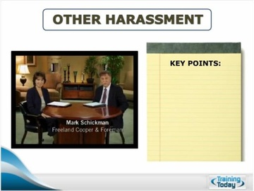 Other Harassment Course
