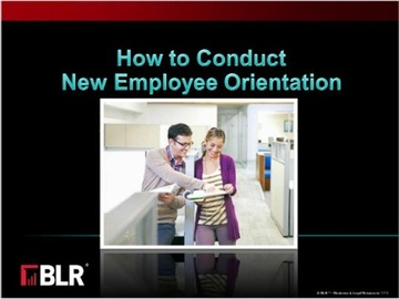 How to Conduct New Employee Orientation Course