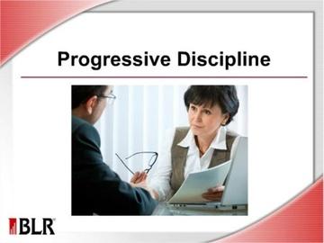 Progressive Discipline Course