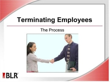 Terminating Employees -- The Process Course