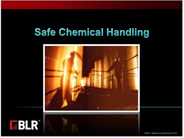 Safe Chemical Handling Course