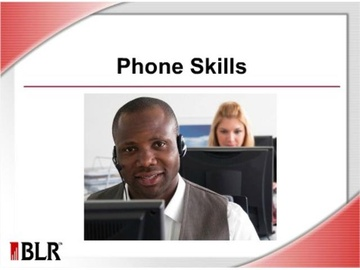 Phone Skills Course