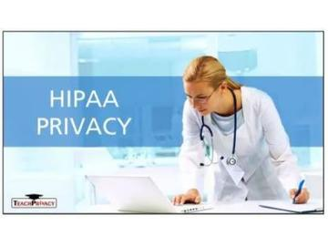 HIPAA Privacy for Covered Entities in 40 Minutes