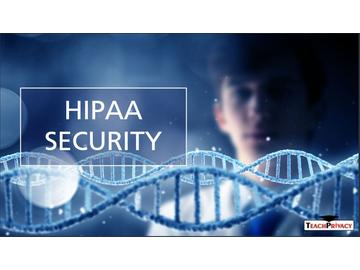 HIPAA Security in 20 Minutes