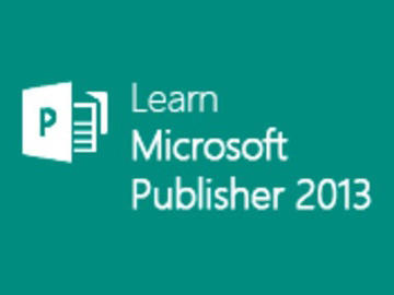 Learn Microsoft Publisher 2013