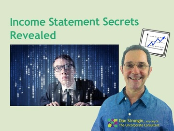 Income Statement Secrets Revealed