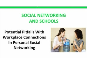Potential Pitfalls With Workplace Connections In Personal Social Networking