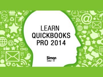 Learn QuickBooks Pro 2014