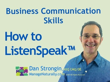 How to ListenSpeak™