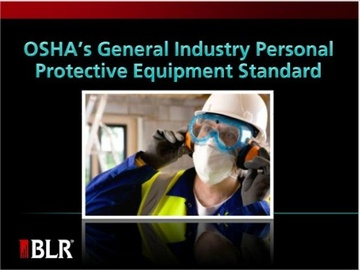 OSHA's General Industry PPE Standard Course