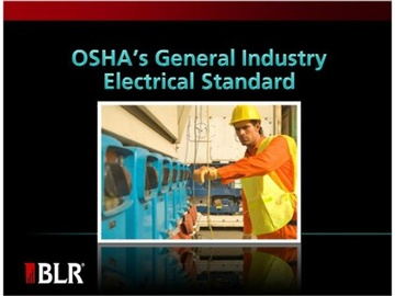 OSHA's General Industry Electrical Standard Course