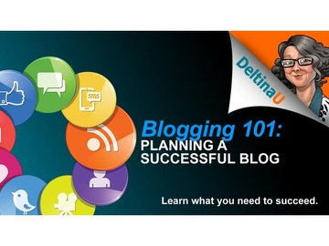 Introduction to Blogging 101