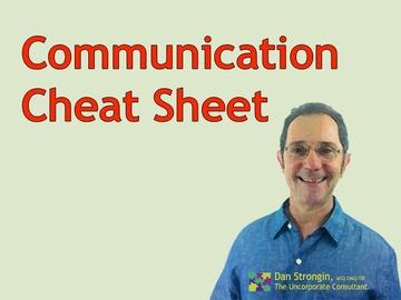 Communication Method Cheetsheet