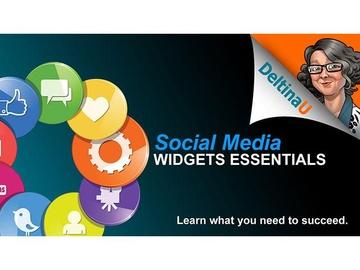 Types of Social Media Widgets