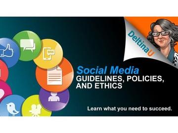 Social Media Guidelines & Policies
