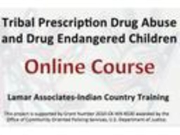 Tribal Problem Solving Strategies to Address Prescription Drug Abuse TPDADEC