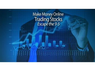 Make Money Online Trading Stocks - Escape the 9-5