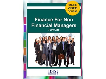Finance For Non Financial Managers - Module 1