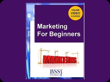 Marketing Course For Beginners (Online Course)