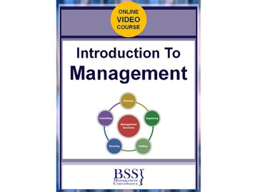 Introduction To Management Workbook